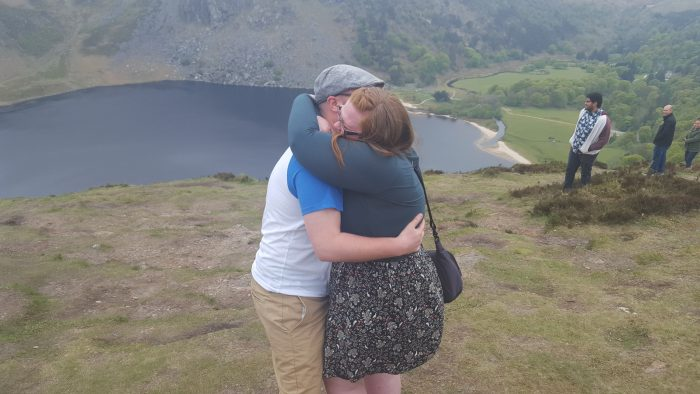 Marriage Proposal Ideas in Wicklow, Ireland