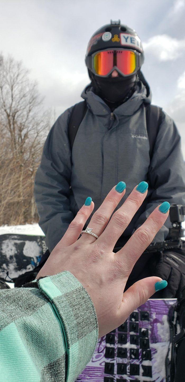 Engagement Proposal Ideas in Killington mountain