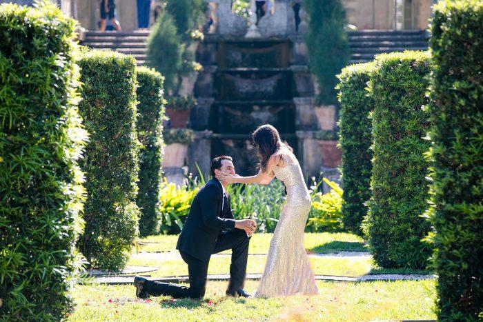 Wedding Proposal Ideas in Miami, Florida