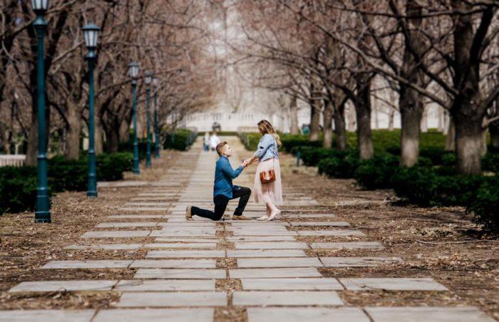Engagement Proposal Ideas in Kansas City, MO