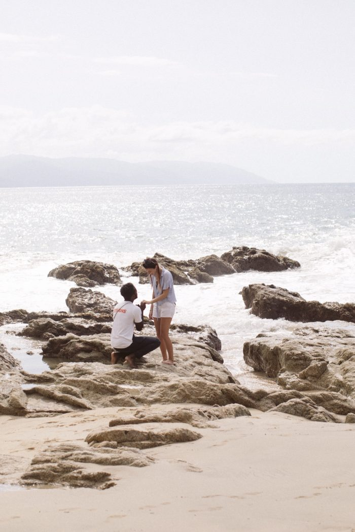 Madeline and Daryl's Engagement in Puerto Vallarta, Mexico