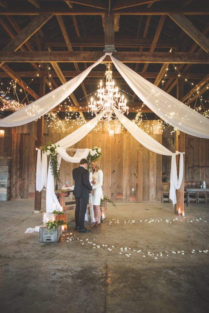 Wedding Proposal Ideas in Weston Red Barn Farms