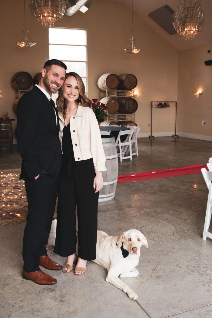 Marriage Proposal Ideas in Buckeye Lake Winery