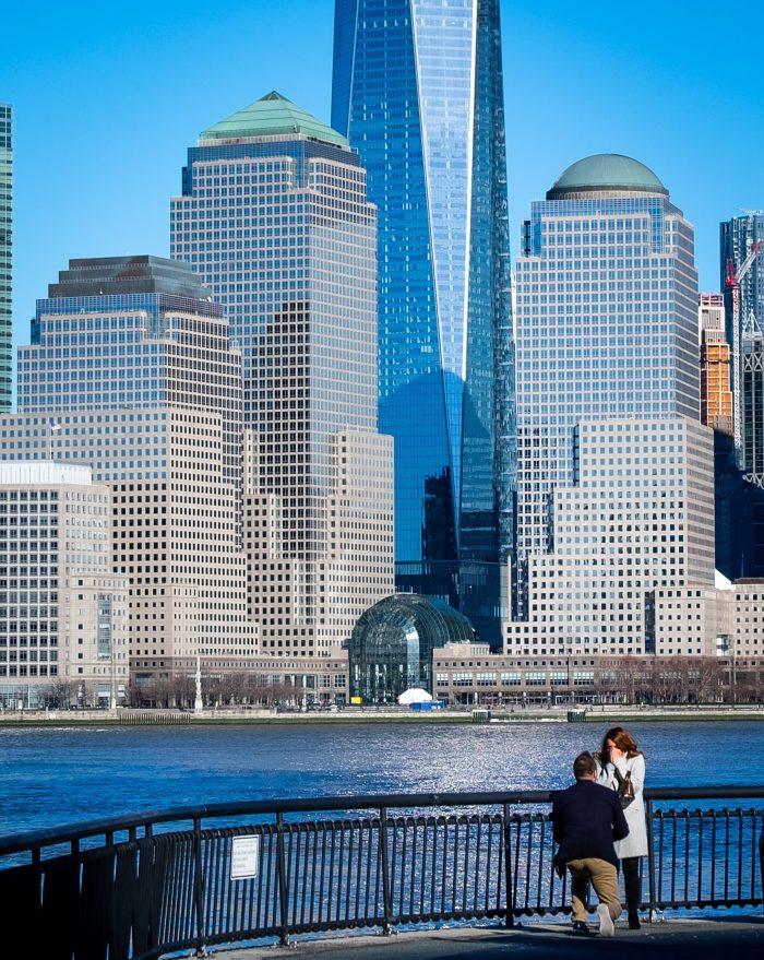Marriage Proposal Ideas in Jersey City NJ
