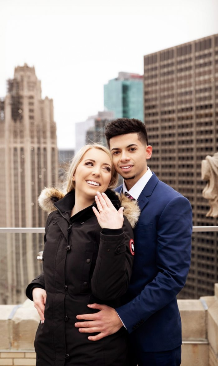 Where to Propose in London House Hotel Chicago, IL