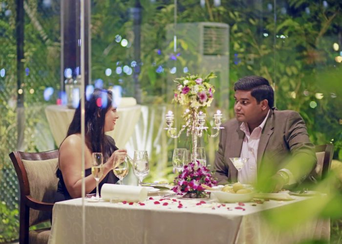 Marriage Proposal Ideas in FiftyKay Orchids - Waters Edge Hotel, Sri Lanka