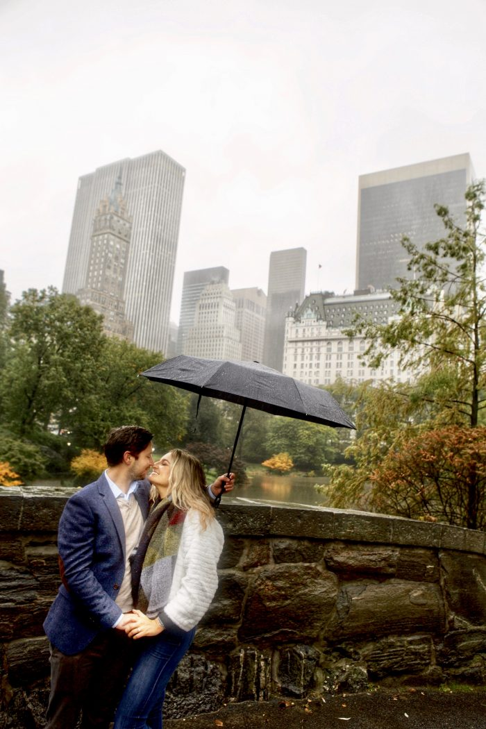 Proposal Ideas Central Park NYC