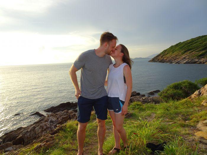 Kadi and Bryan's Engagement in Koh Samet, Thailand