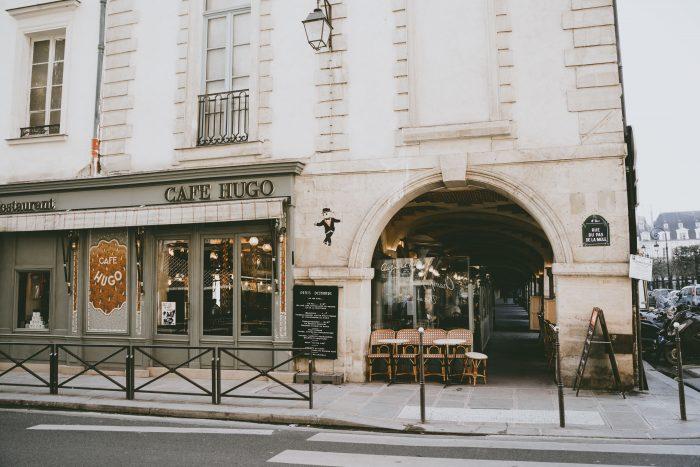 Proposal Ideas Paris, France (Le Marais)