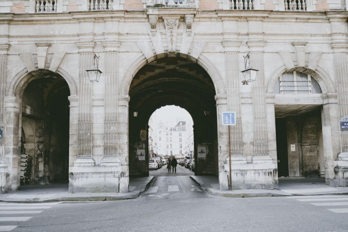Wedding Proposal Ideas in Paris, France (Le Marais)