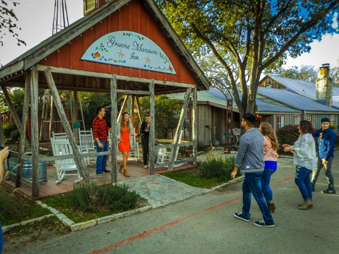 Engagement Proposal Ideas in Gruene, TX