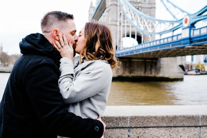 Lysandra's Proposal in London , England