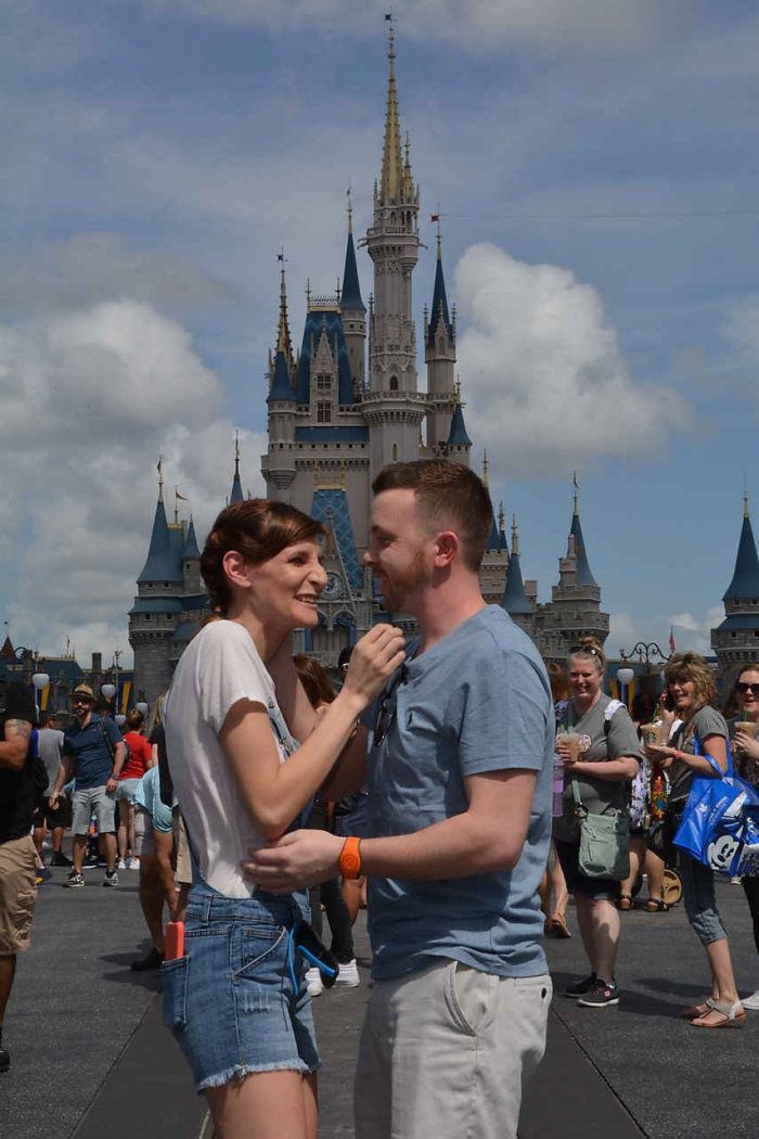 Wedding Proposal Ideas in Walt Disney World