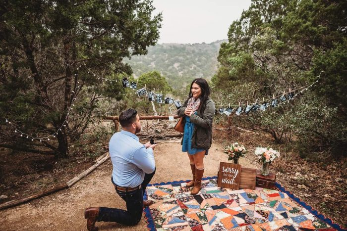 Engagement Proposal Ideas in Austin, Texas