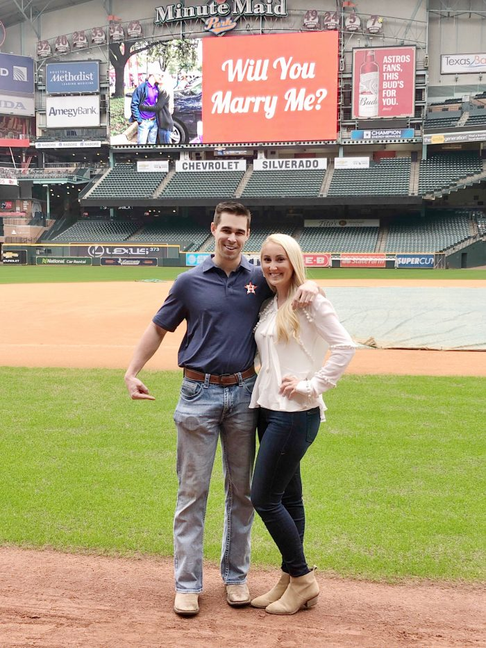 Proposal Ideas Minute Maid Park (Home of the Astros)
