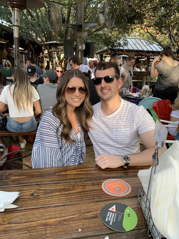 Amanda's Proposal in Dallas, TX