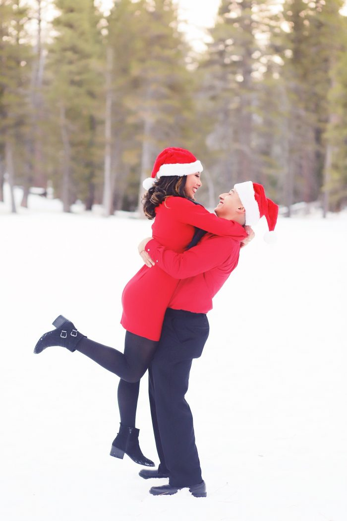 Engagement Proposal Ideas in Palm Springs Aerial Tramway