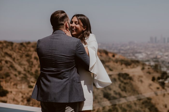 Where to Propose in Home in Hollywood Hills