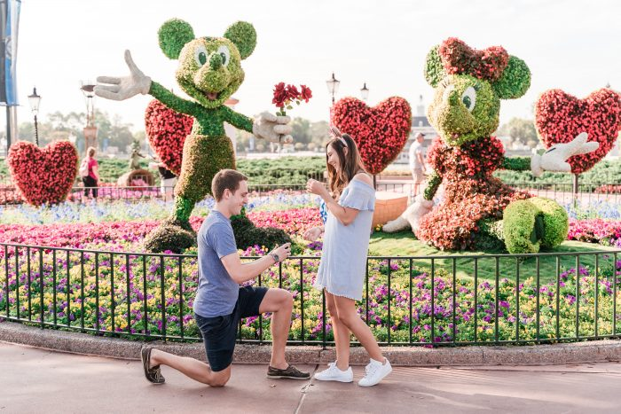 Where to Propose in Epcot — Walt Disney World
