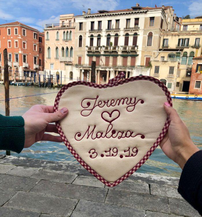 Wedding Proposal Ideas in Venice, Italy