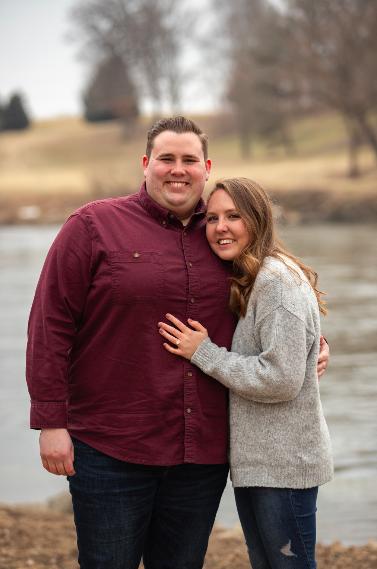 Jacki's Proposal in Davis Creek, Bourbonnais, IL