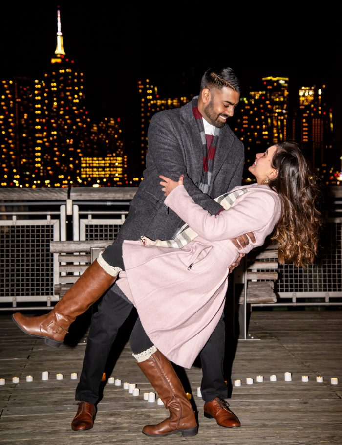 Engagement Proposal Ideas in New York City, New York