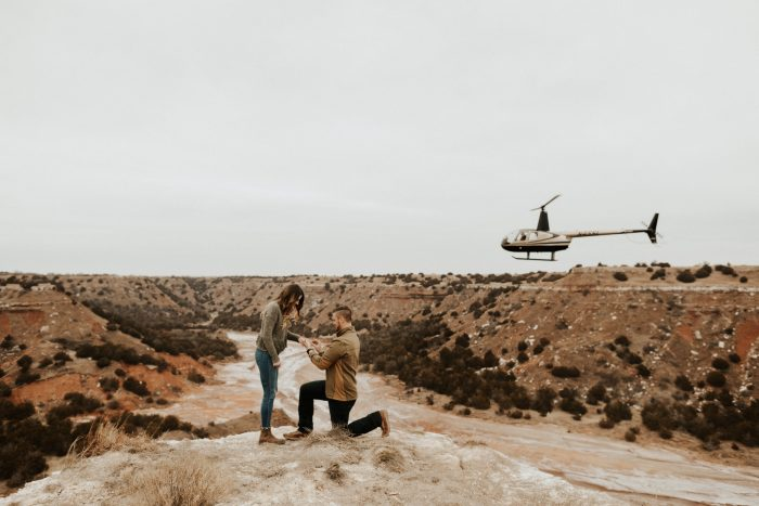 Where to Propose in Western Oklahoma
