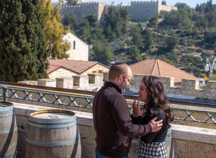 Proposal Ideas Jerusalem, Israel