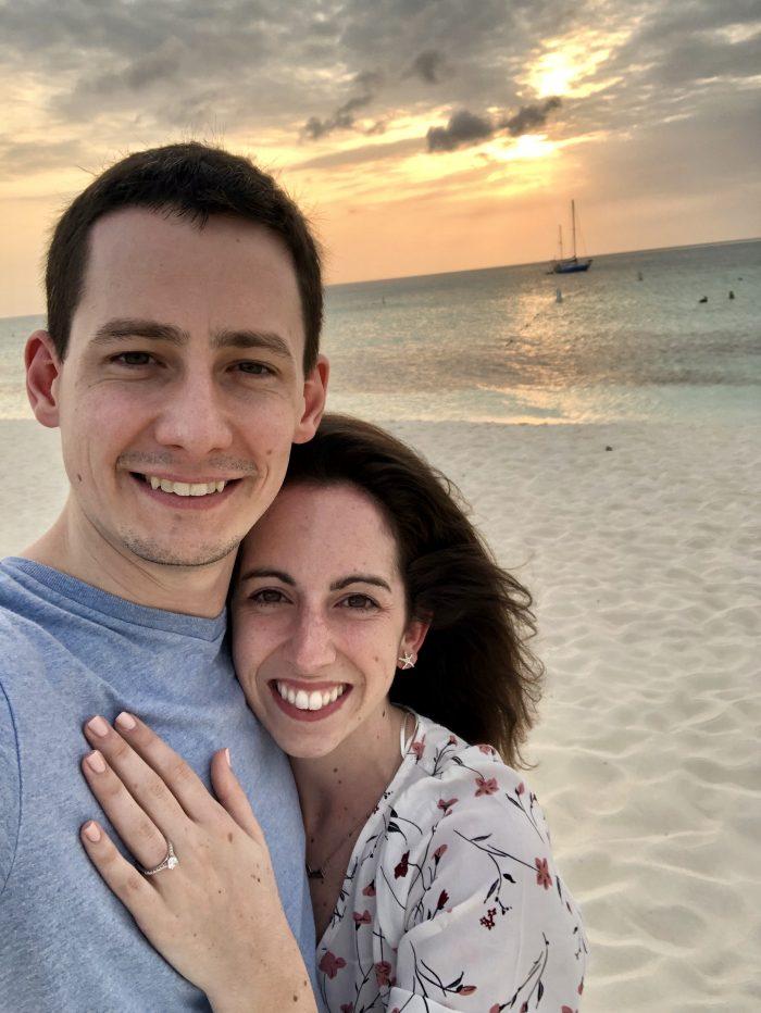 Marriage Proposal Ideas in Eagle Beach, Aruba