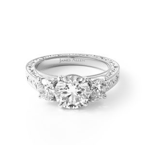 Image 13 of Which Engagement Ring Style is Right for You?