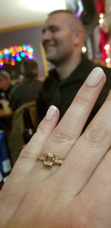Engagement Proposal Ideas in Ashley Michigan