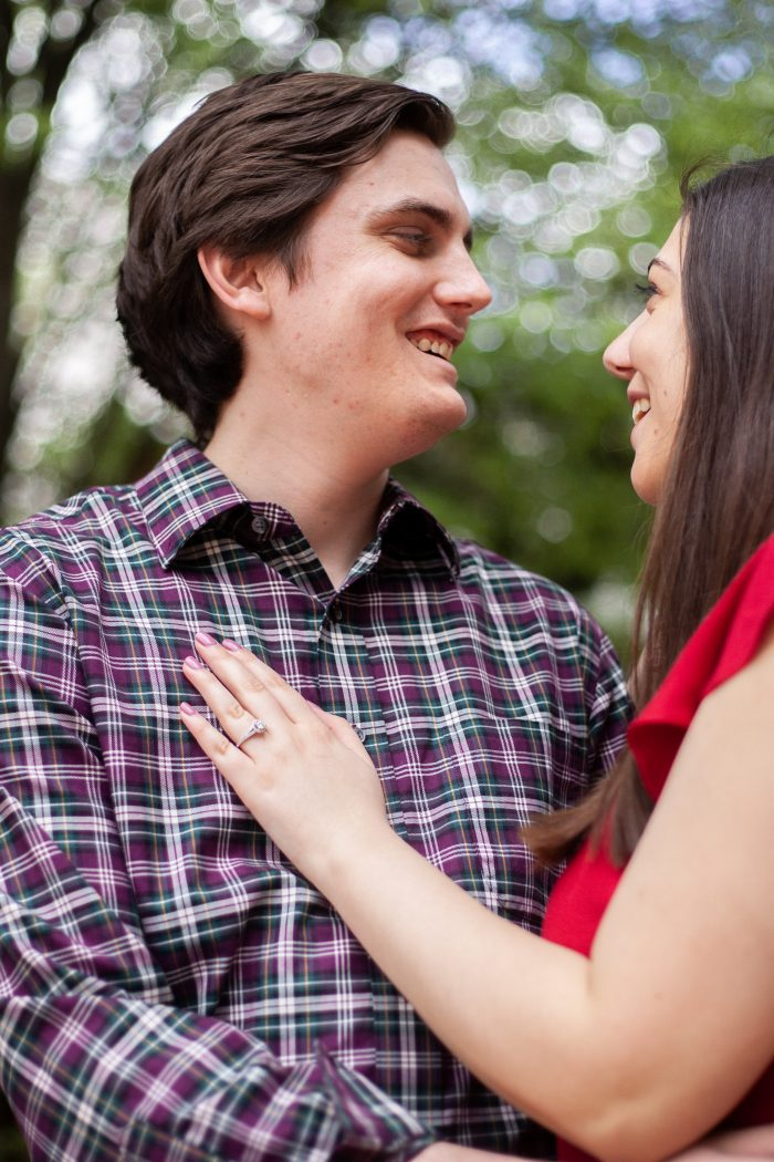 Engagement Proposal Ideas in The Birmingham Museum of Art