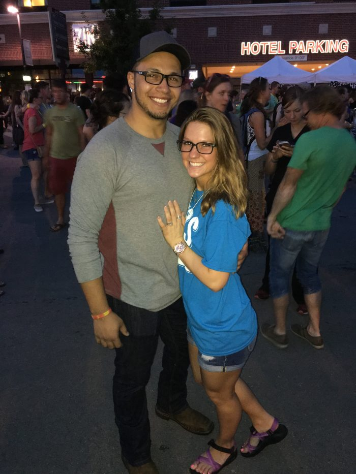Where to Propose in OneOK Field in Tulsa, OK