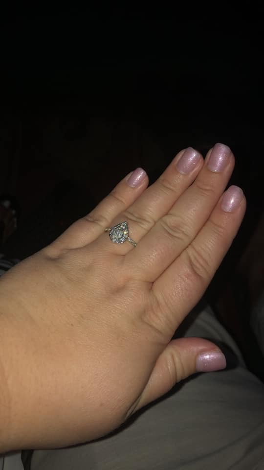 Kinga's Proposal in Scottsdale, Arizona