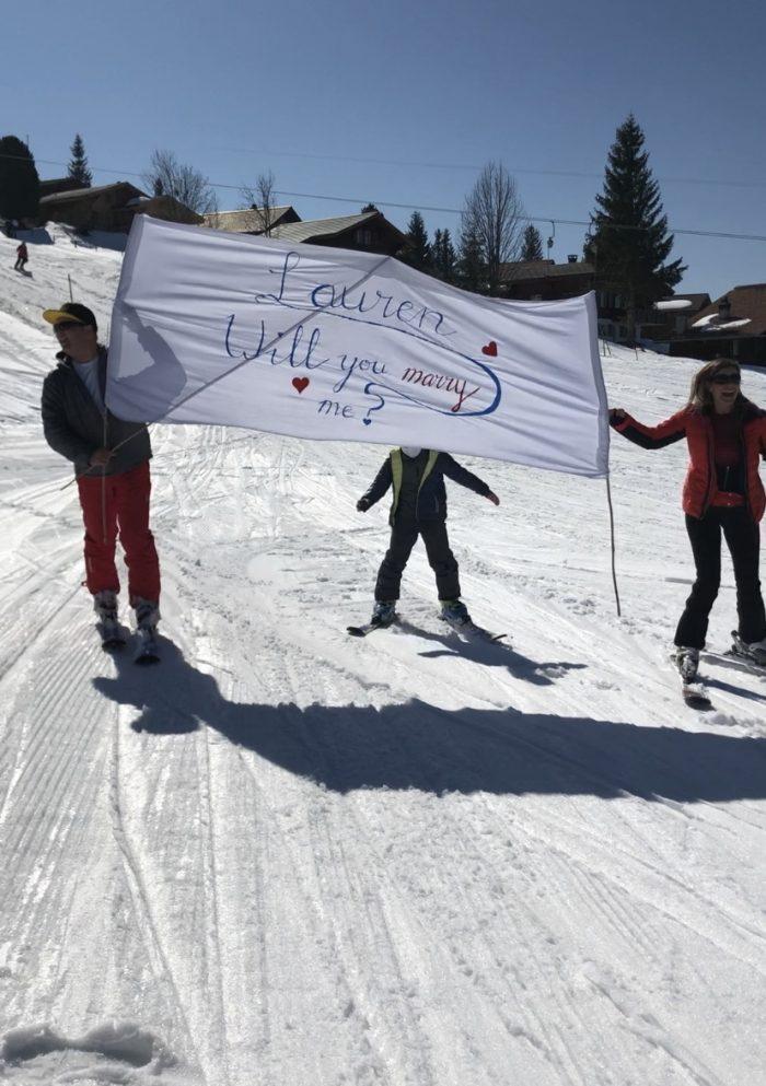 Engagement Proposal Ideas in Swiss Alps, Switzerland