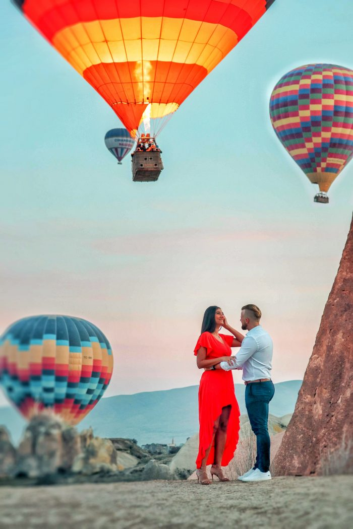 Proposal Ideas Cappadocia turkey