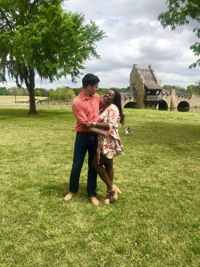 Wedding Proposal Ideas in Alabama Shakespeare