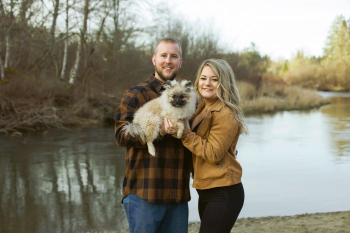 Wedding Proposal Ideas in Packwood Lake, Washington