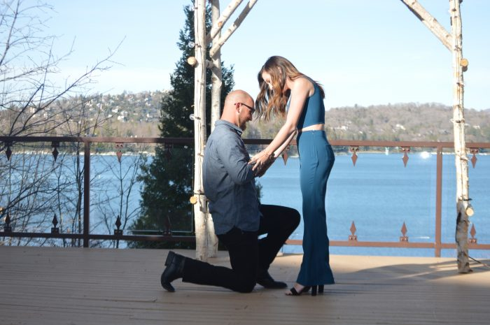 Marriage Proposal Ideas in Lake Arrowhead, CA