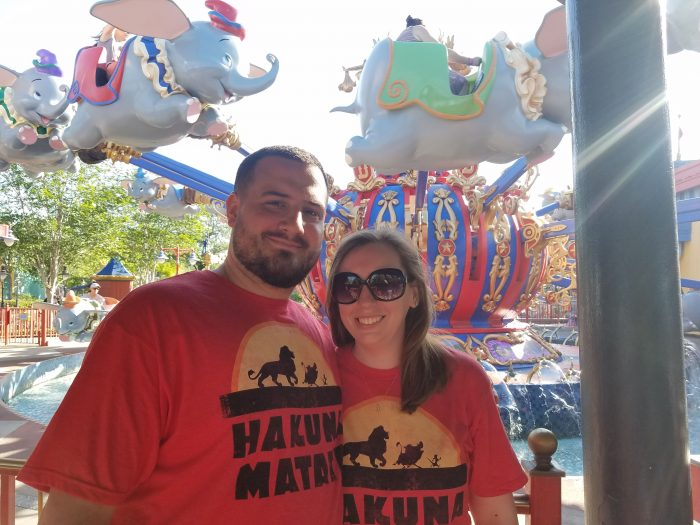 Kaitlin's Proposal in Disney World