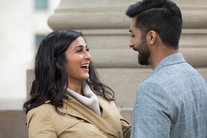 Janki's Proposal in LondonHouse Hotel in Chicago, IL