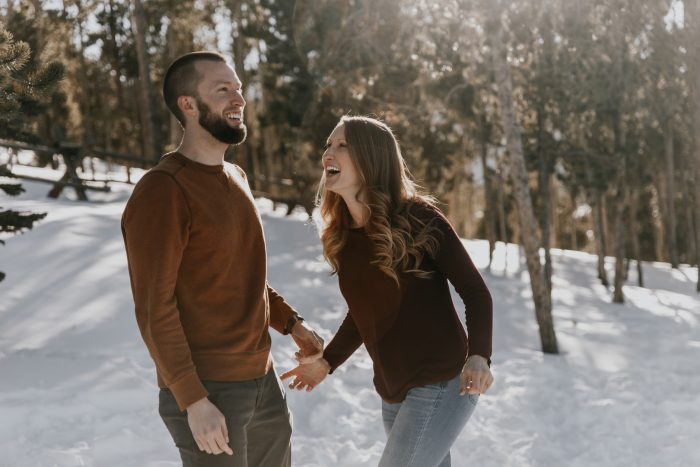 Wedding Proposal Ideas in Colorado
