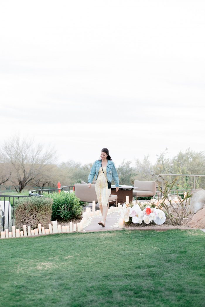 Wedding Proposal Ideas in CopperWynd Resort, Fountain Hills, AZ