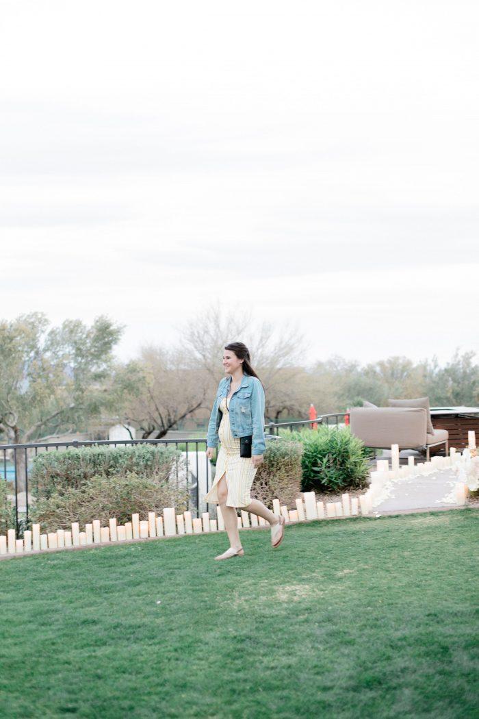Jonni's Proposal in CopperWynd Resort, Fountain Hills, AZ