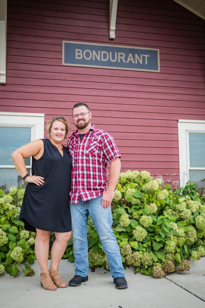 Renee's Proposal in Bondurant, IA