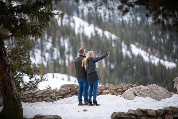 Engagement Proposal Ideas in Sapphire Point- Lake Dillon, Colorado