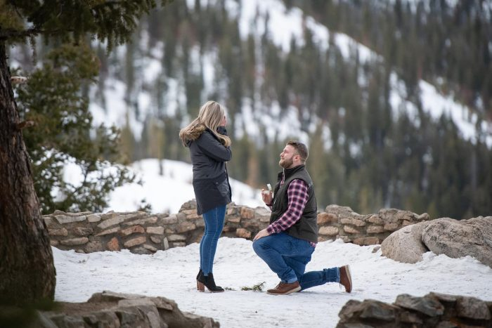 Proposal Ideas Sapphire Point- Lake Dillon, Colorado