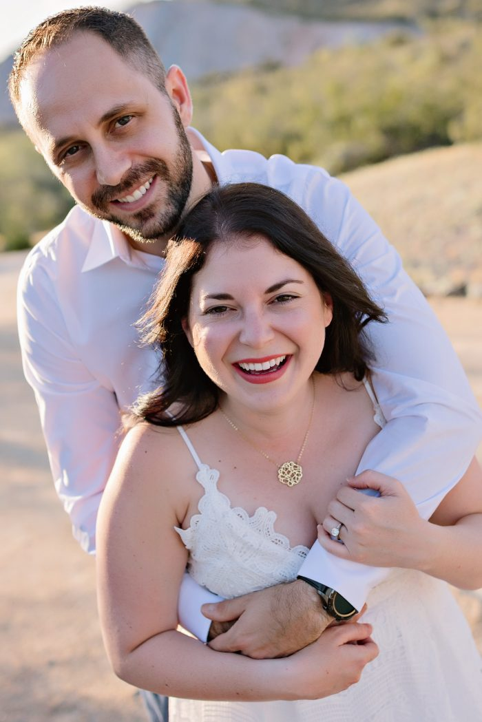 Sara and Matthew's Engagement in Eddie Merlot's