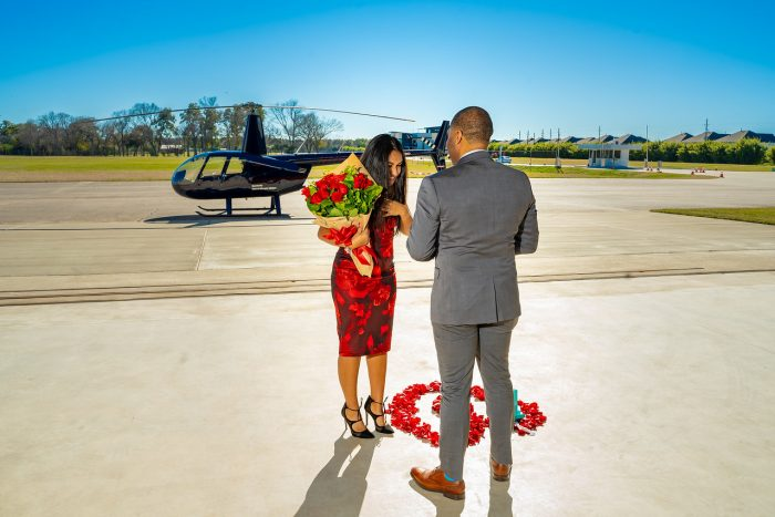Where to Propose in West Houston Airport