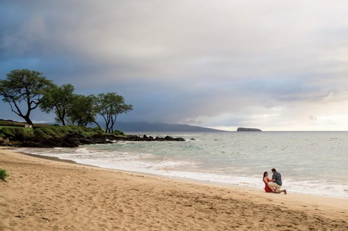 Erica and Clayton's Engagement in Maui, Hawaii